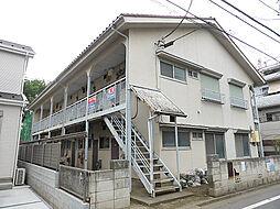武蔵野コーポ[1階]の外観