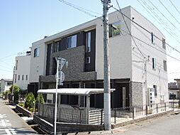 静岡県富士宮市神田川町の賃貸アパートの外観