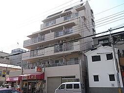 兵庫県神戸市中央区琴ノ緒町4丁目の賃貸マンションの外観