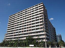 福岡県福岡市東区香椎照葉4丁目の賃貸マンションの外観