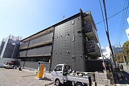 大阪府大阪市城東区鴫野東1丁目の賃貸アパートの外観