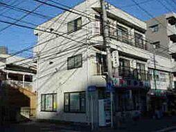 神奈川県川崎市高津区坂戸1の賃貸マンションの外観