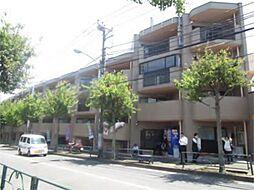 東京都多摩市連光寺4丁目の賃貸マンションの外観