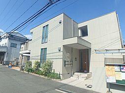 大阪府大阪市淀川区加島2丁目の賃貸アパートの外観