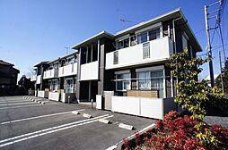 栃木県下都賀郡壬生町通町の賃貸アパートの外観
