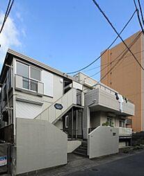 千葉県船橋市本町5丁目の賃貸アパートの外観