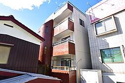 茂手木ハイツ[1階]の外観