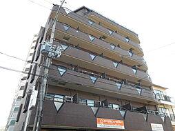 兵庫県神戸市長田区松野通4丁目の賃貸マンションの外観