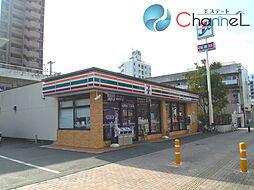 セブンイレブン久留米荘島町店 582m