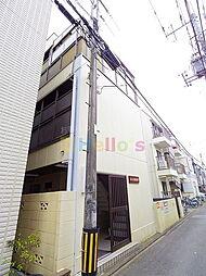 東京都昭島市福島町の賃貸マンションの外観