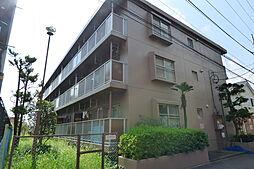 神奈川県横浜市青葉区あざみ野1丁目の賃貸マンションの外観