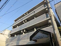 クリスタルコート駒澤[1階]の外観