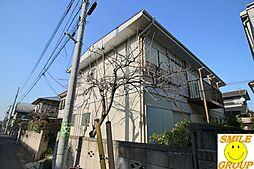 大木ハイツ[101号室]の外観
