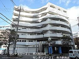 宮之阪ウェーブ[4階]の外観