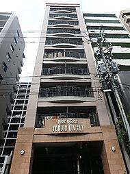 ピュアドーム天神ライブリー[7階]の外観
