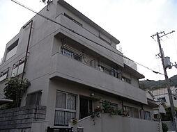 サンハイム[2階]の外観