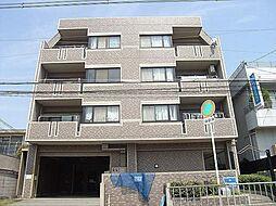 大阪府豊中市北桜塚3丁目の賃貸マンションの外観