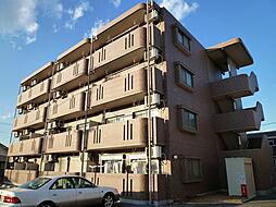 栃木県小山市城東5丁目の賃貸マンションの外観