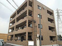 愛知県岡崎市日名本町の賃貸マンションの外観