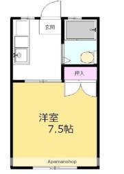 船岡駅 2.5万円