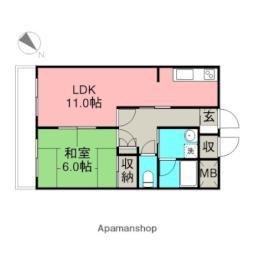 南宇都宮駅 4.5万円