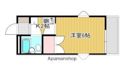 小井川駅 3.8万円