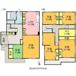 下土狩駅 28.0万円