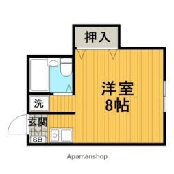 庄内駅 3.1万円