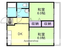 海南駅 3.6万円