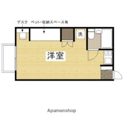 西川原駅 2.3万円