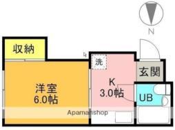 高砂町駅 2.4万円