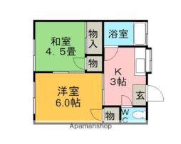 大板井駅 2.8万円
