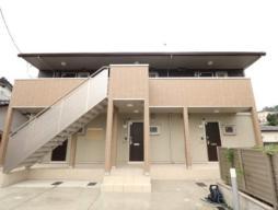 熊本市電B系統 新町駅 徒歩8分の賃貸アパート