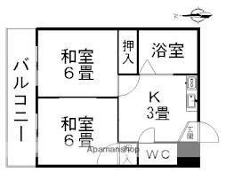 日豊本線 亀川駅 徒歩7分