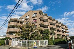 東京都品川区大井5丁目の賃貸マンションの外観