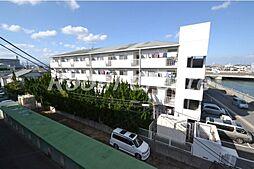 徳島県徳島市末広4丁目の賃貸マンションの外観