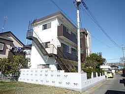 Jyu Canon 201・301号室[2階]の外観