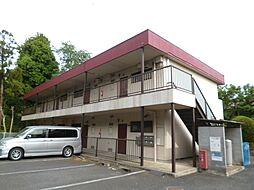 東京都東大和市清水3丁目の賃貸マンションの外観
