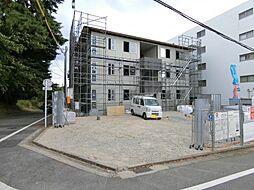 福岡県福岡市早良区昭代1丁目の賃貸アパートの外観