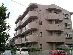 サンリバーK[2階]の外観
