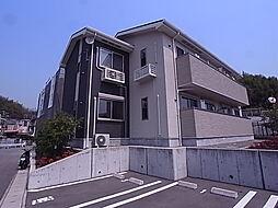 ノーブル[2階]の外観