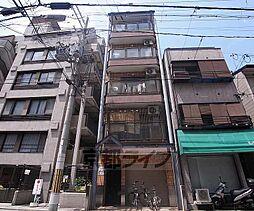 京都府京都市東山区山田町の賃貸マンションの外観