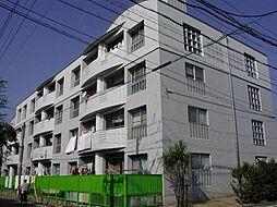 ニワビレッジファ−スト[2階]の外観