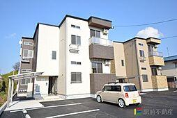maison de ballon fukutsu[2階]の外観