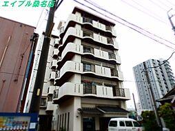三重県桑名市駅元町の賃貸マンションの外観