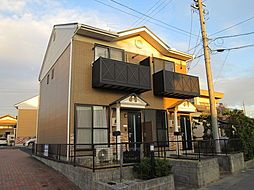 愛知県刈谷市高須町乾の賃貸アパートの外観