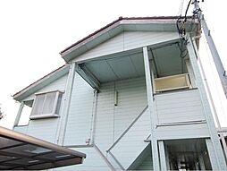 埼玉県川口市南町1丁目の賃貸アパートの外観