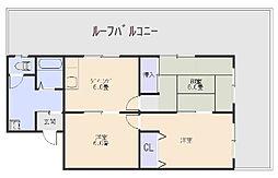 板倉第一ビル[5階]の間取り