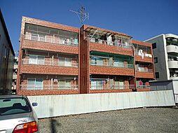 愛知県長久手市平池の賃貸マンションの外観