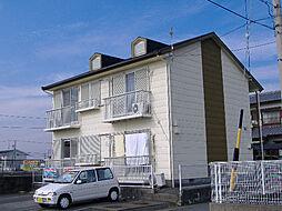 アパート サイセリア[2階]の外観